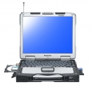 "Panasonic Toughbook CF-30, Intel L9300, 4Gb, HDD 160Gb, 13"" XGA Touchscreen"
