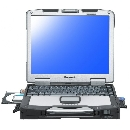 "Panasonic Toughbook CF-31 MK1, i5, 4Gb, SSD 120Gb, 13"" XGA Touchscreen"