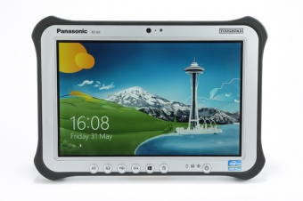 "Panasonic FZ-G1 L2193E3, i5, 8Gb, SSD 256Gb, 10"" IPS TouchScreen"