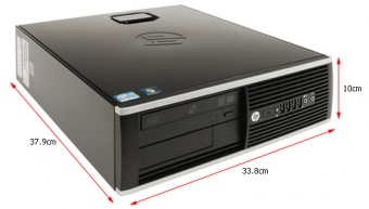 HP 8300 Elite SFF, Intel i5, 4Gb, HDD 500Gb