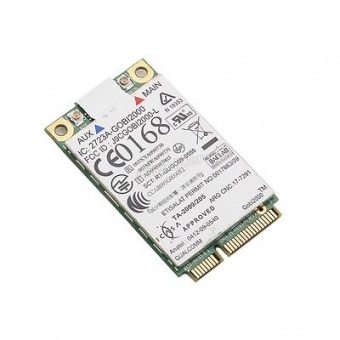 Lenovo ThinkPad Gobi 2000 60Y3183 60Y3263 WWAN Card